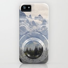 Inner Immensity iPhone Case