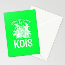Koi Fish Gift Japanese Carp Nishikigoi Stationery Cards