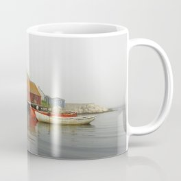 Fog in the Maritimes Coffee Mug