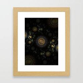 Summoner Series // Cloister of Djose Framed Art Print