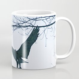 The Falconer Coffee Mug