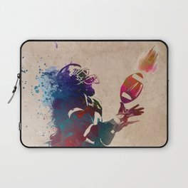 American football player 2 Laptop Sleeve