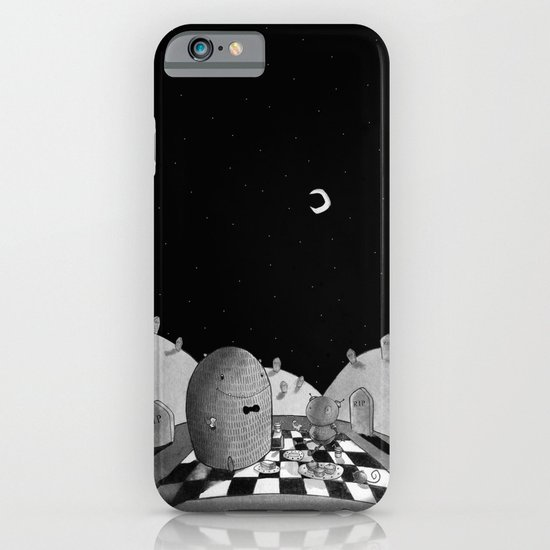Quinten and the Graveyard iPhone & iPod Case