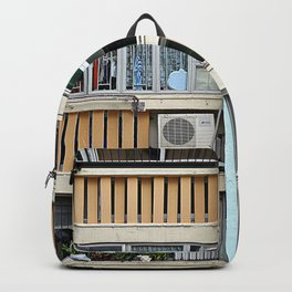 Air Con and Laundry Backpack
