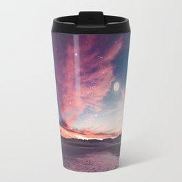 Moon gazing Travel Mug