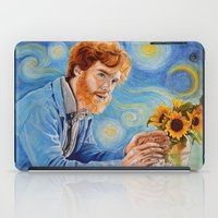 benedict iPad Cases featuring Vincent/Benedict by Cap'n Blowfish