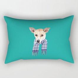 Fierce Rectangular Pillow