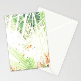 Las palmeras Stationery Cards