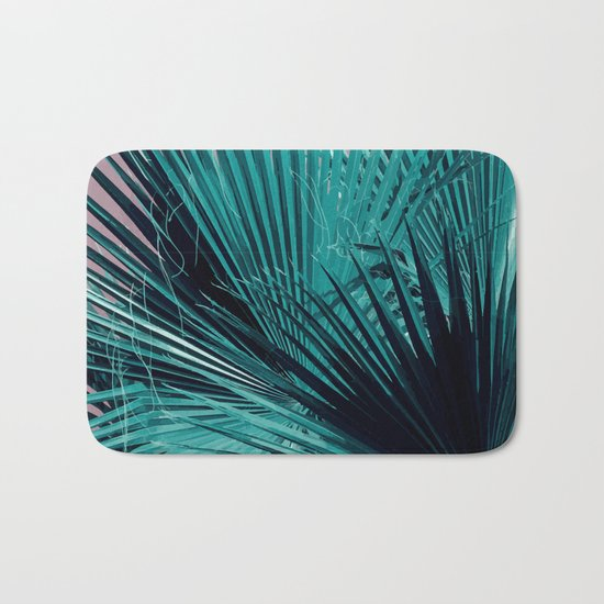 Tropical Dream #society6 Bath Mat