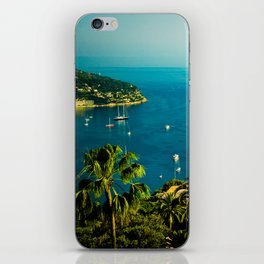 Côte d'Azur iPhone Skin
