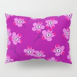 Forget-me-nots - Purple Pillow Sham