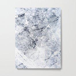 Marble Trend Metal Print