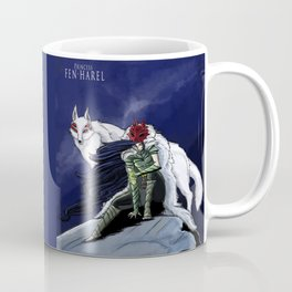 Princess Fen'harel Coffee Mug