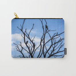 Blue Sky photography Carry-All Pouch