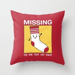 The One That Got Away Throw Pillow