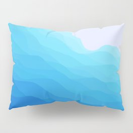 Icy Abyss Pillow Sham