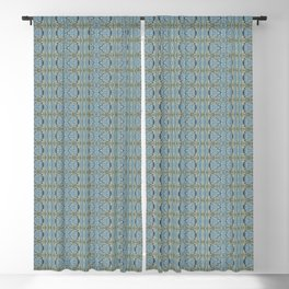 Sunshine Girders Blackout Curtain