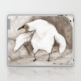 Vulture Chick Laptop & iPad Skin