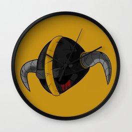 Barbarian's Helm Wall Clock