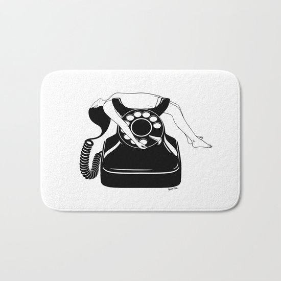 Ring My Bell Bath Mat