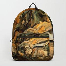 Splitting Hares Backpack