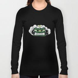 I.T. Movie Eddie's Eddy's Angry Car Shirt Long Sleeve T-shirt