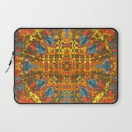Modern Fractal Abstract 25: Solaris Laptop Sleeve