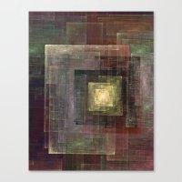 frames Canvas Prints featuring Frames by TilenHrovatic