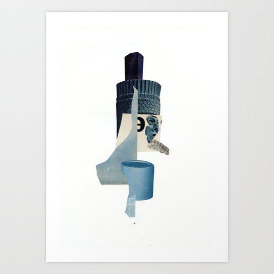 -~e~- Art Print