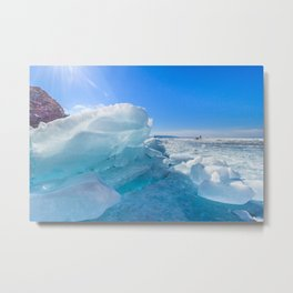 Incredible Baikal Metal Print