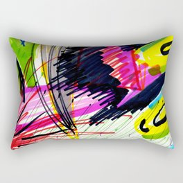 Thriller Rectangular Pillow