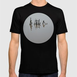 The river 's cryptic message T-shirt