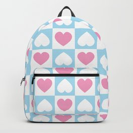 Love Chess Backpack
