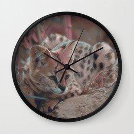 Focused III Wall Clock