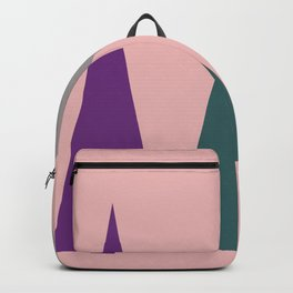 11 | 181117 Simple Geometry Shapes Backpack