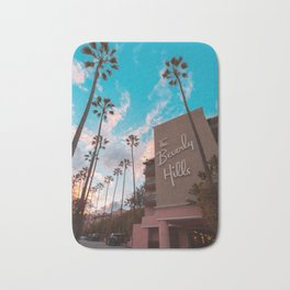 The Famous Beverly Hills Hotel Bath Mat