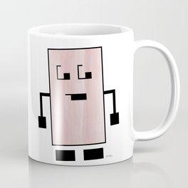 Square Peg Coffee Mug