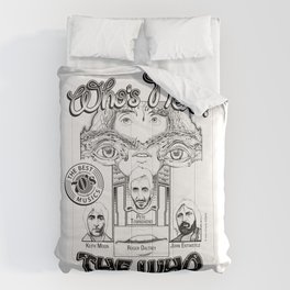 The Who Comforters