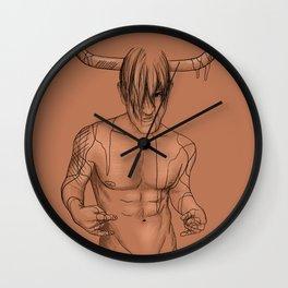 Rockit Wall Clock