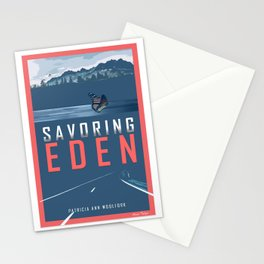 Savoring Eden Stationery Cards