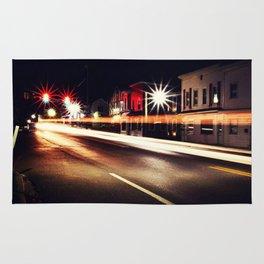 Illuminate the Streets Rug