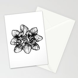 Bound: Hearts Stationery Cards