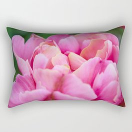 Hues of Pink Rectangular Pillow