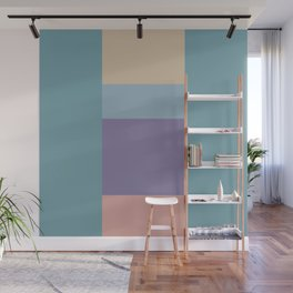 Perfect Pastels Two Wall Mural