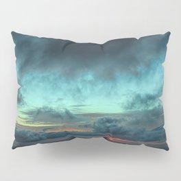 Light On The Horizon Pillow Sham