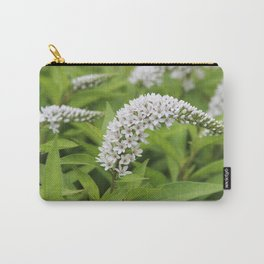 Breezy Flowers Carry-All Pouch