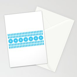 Geometry - Greece Stationery Cards