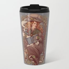 NOUVEAU FOLK WITCH Travel Mug