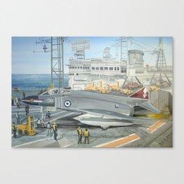 Aircraft 2008 Canvas Print