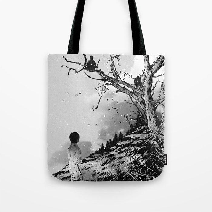 Welcome, Stranger! Tote Bag